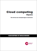 Cloud computing, migratie