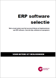 Zo pakt u uw ERP project aan