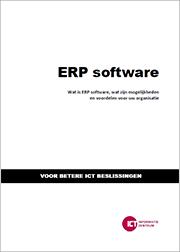 Ontdek de mogelijkheden van ERP